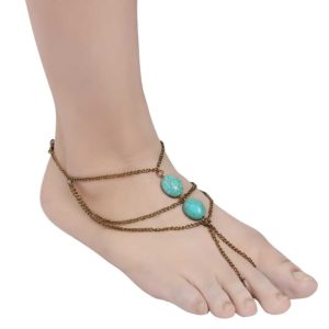 INSIA Fashion Anklet