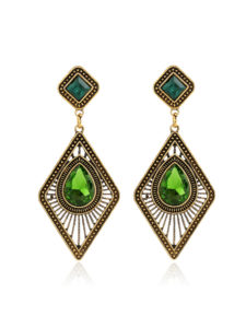 Insia Prisma Lush Fashion Earrings