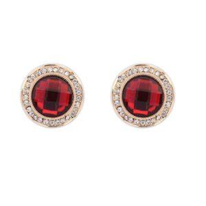 Insia Ruby Allure Allergy-Free Earrings