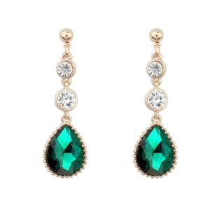 Insia Dazzling Drops Trendy Earrings