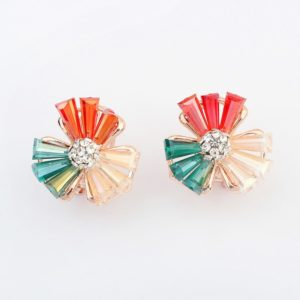 Insia Blingy Bloom Fashion Earrings