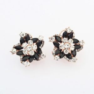 Insia Evening Bloom Fashion Earrings