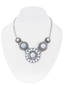 Insia Floral Bliss Trendy Necklace