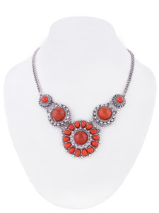 Insia Floral Love Allergy-Free Necklace