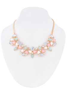 Insia Floral Desire Allergy-Free Necklace