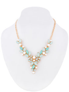 Insia Summer Spice Fashion Necklace