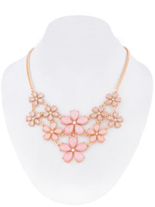 Insia Floral Cheer Allergy-Free Necklace