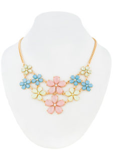 Insia Floral Dream Allergy-Free Necklace