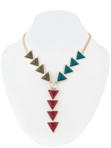 Insia Trident Magic Trendy Necklace