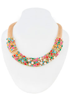 Insia Cara Bloom Allergy-Free Necklace