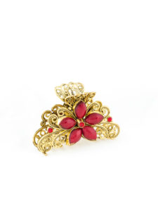 Insia Glitterati Red Trendy Hair Accessory