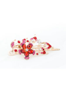 Insia Erica Red Trendy Hair Accessory