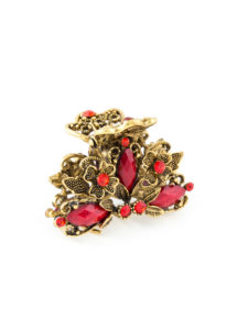 Insia Rustic Red Fashion Hair Accessory