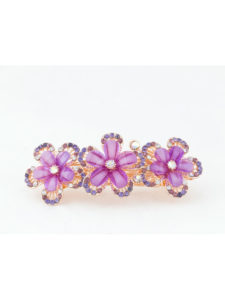 Insia Flora Lilac Fashion Hair Accessory