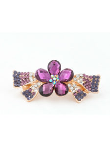 Insia Charm Lilac Fashion Hair Accessory