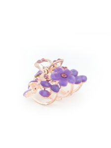 Insia Jolie Lilac Fashion Hair Accessory