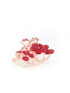 Insia Jolie Red Fashion Hair Accessory
