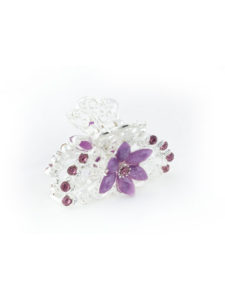 Insia Kasha Lilac Fashion Hair Accessory