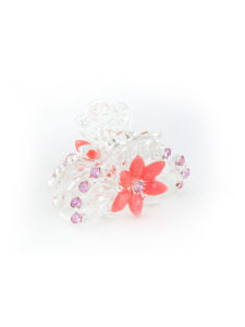 Insia Kasha Peach Fashion Hair Accessory