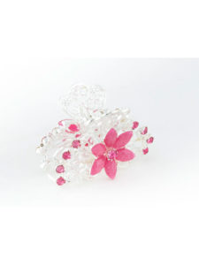Insia Kasha Pink Fashion Hair Accessory