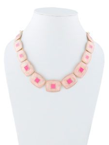 Insia Brooklyn Rose Trendy Necklace