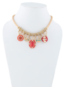 Insia Eye Candy Trendy Necklace