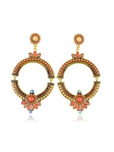 Insia Exotic Blush Allergy-Free Earrings