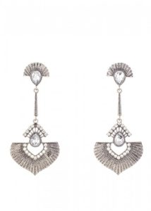 Insia Aura Sheen Fashion Earrings