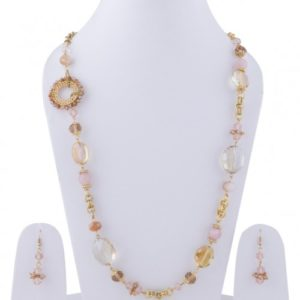 Insia Bauble Bliss Fashion Necklace Set