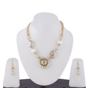 Insia Bloom n Baubles Fashion Necklace Set