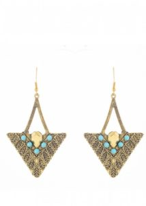 Insia Bolt Trendy Earrings