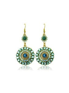Insia Fleur Celesta Trendy Earrings