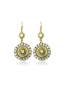 Insia Fleur Snow Allergy-Free Earrings