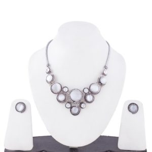 Insia Diva'ine Discs Fashion Necklace Set
