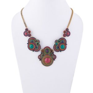 Insia Festive Bling Allergy-Free Necklace