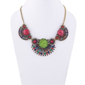 Insia Festive Exotica Allergy-Free Necklace