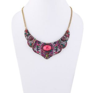 Insia Festive Exuberence Allergy-Free Necklace