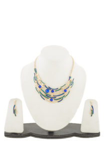 Insia Heat Wave Fashion Necklace Set