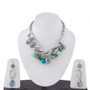 Insia Marine Blitz Fashion Necklace Set