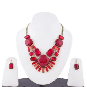 Insia Mystic Charm Trendy Necklace Set
