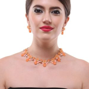 Insia Primrose Power Fashion Necklace Set