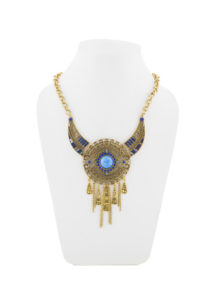 Insia Princess Blue Fashion Necklace