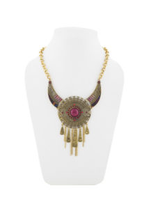 Insia Princess Plum Trendy Necklace