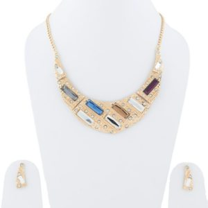 Insia Radiant Rush Trendy Necklace Set