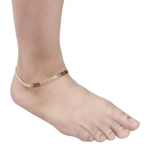 INSIA Gold Fashion Anklet