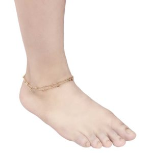 INSIA Beaded Fashion Anklet