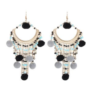INSIA layered allergy-free earrings